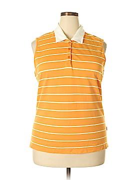 Liz Claiborne Golf Sleeveless Polo Size 2X (Plus)