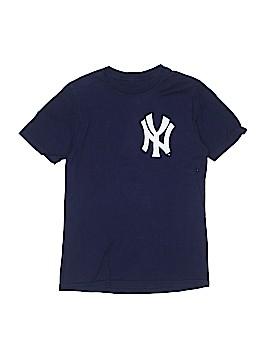 Majestic Short Sleeve T-Shirt Size 10 - 12
