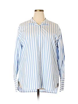 FRAME Denim Long Sleeve Button-Down Shirt Size XL