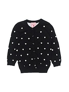 PINK Republic (Heart) Cardigan Size 7 - 8