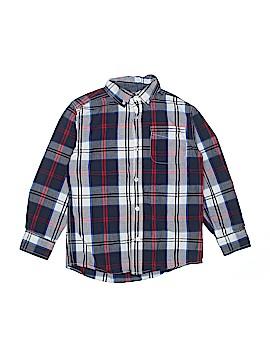 OshKosh B'gosh Long Sleeve Button-Down Shirt Size 7X