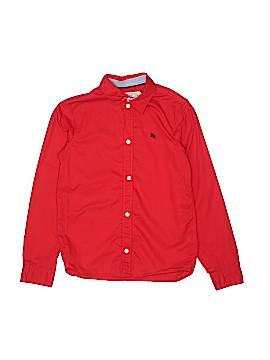 H&M L.O.G.G. Long Sleeve Button-Down Shirt Size 9 - 10