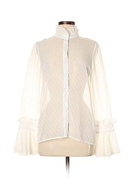 HaoDuoYi Long Sleeve Blouse Size M