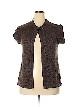 Bobbie Brooks Cardigan Size 1X (Plus)