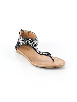 Blush Sandals Size 10