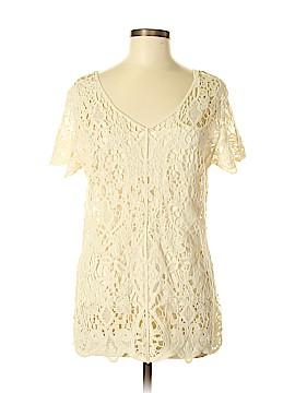 Grand & greene Short Sleeve Top Size M