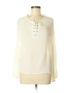 Nabee Long Sleeve Blouse Size M