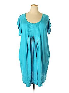 SWIM 365 Casual Dress Size 1X (Plus)