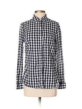 Banana Republic Factory Store Long Sleeve Button-Down Shirt Size S