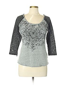 Miss Me 3/4 Sleeve T-Shirt Size L