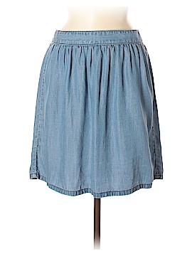 Madewell Denim Skirt Size 8