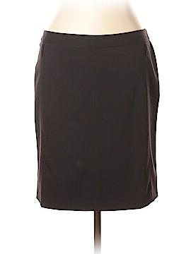Costume National Wool Skirt Size 46 (EU)