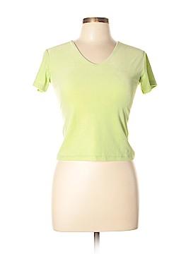 Henri Bendel Short Sleeve Blouse Size L