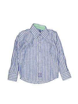 Ciamarco Long Sleeve Button-Down Shirt Size 2T