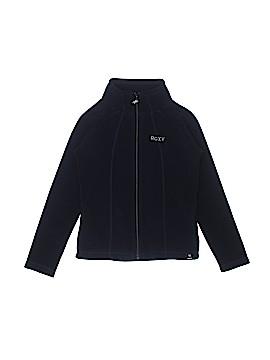 Roxy Fleece Jacket Size 10