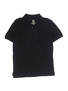 Faded Glory Short Sleeve Polo Size 14