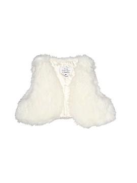 Little Maven Faux Fur Vest Size 18 mo