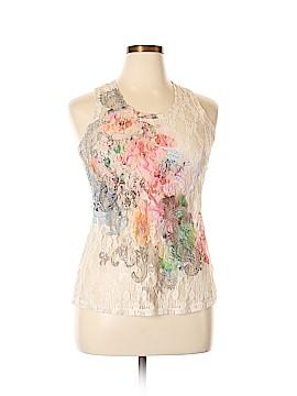 Weavers Sleeveless Top Size XL