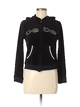 Bebe Sport Zip Up Hoodie Size M