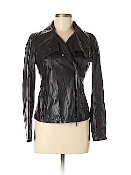 Vince. Leather Jacket Size M