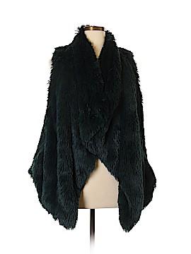 Jolt Faux Fur Vest Size XL