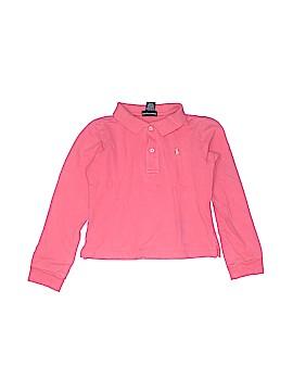 Ralph Lauren Long Sleeve Polo Size L (Kids)