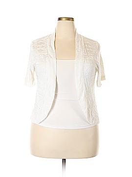 Faded Glory Cardigan Size 18 - 20 (Plus)