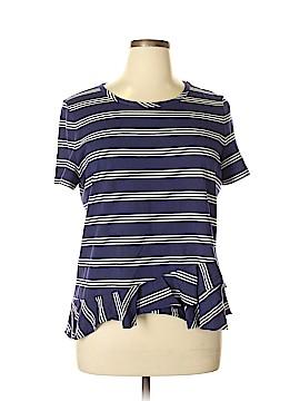 Madison Short Sleeve Top Size XL