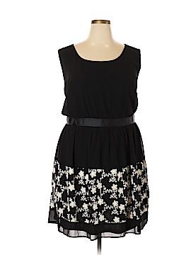 Doe & Rae Casual Dress Size 4X (Plus)