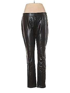 Express Faux Leather Pants Size L