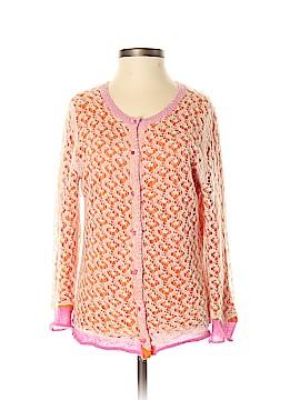 Sigrid Olsen Wool Cardigan Size S