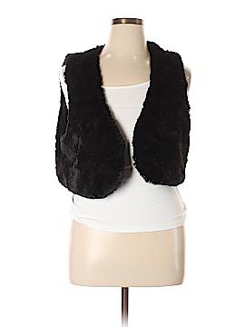 Apt. 9 Faux Fur Vest Size XL