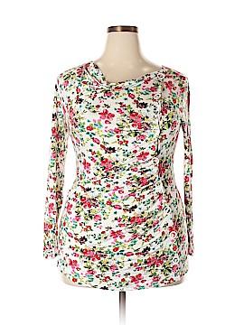 J Mode USA 3/4 Sleeve Top Size XL