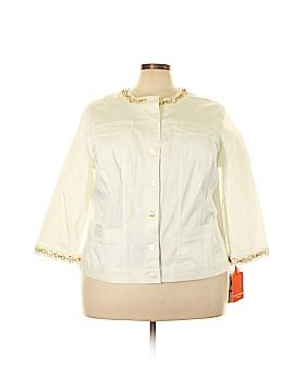 Hearts of Palm Woman Jacket Size 22 (Plus)