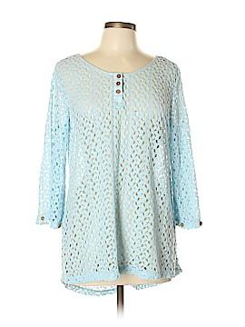 Simply Noelle 3/4 Sleeve Blouse Size Lg - XL