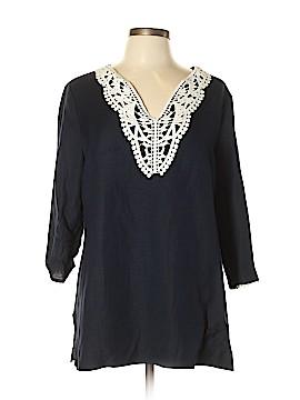 Context 3/4 Sleeve Blouse Size L