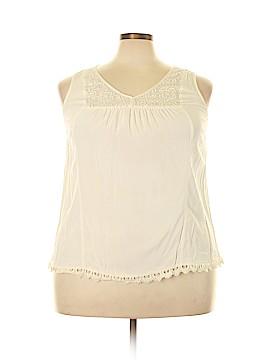 ModCloth Sleeveless Top Size 2X (Plus)
