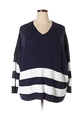 Lauren Active by Ralph Lauren Pullover Sweater Size 2X (Plus)