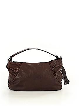 Costume National Leather Shoulder Bag One Size
