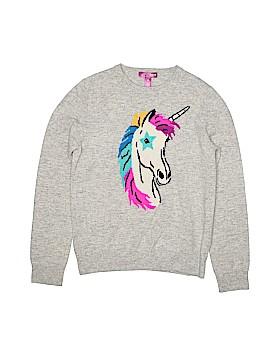 Aqua Cashmere Pullover Sweater Size 12