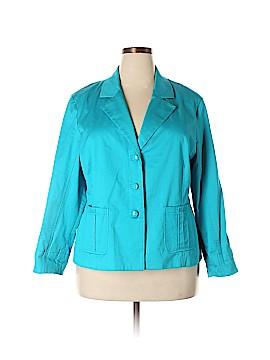 Joan Rivers Blazer Size 2X (Plus)