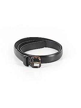 J. Crew Factory Store Leather Belt Size M