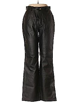 Newport News Leather Pants Size 10