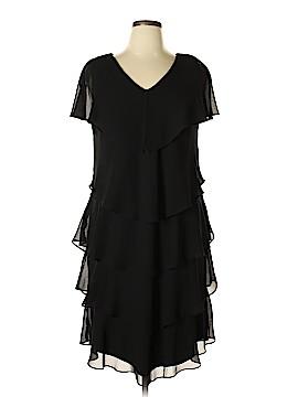 Patra Casual Dress Size 2X (Plus)