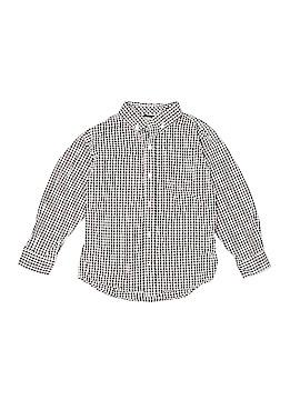 Gymboree Long Sleeve Button-Down Shirt Size 5T