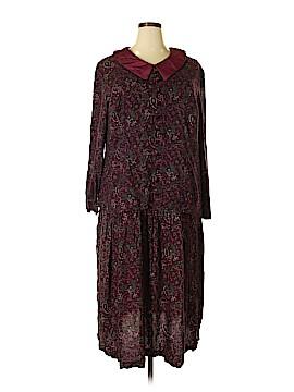 Kathie Lee Casual Dress Size 26 (Plus)