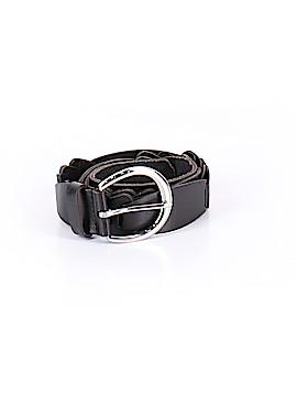Ecote Leather Belt Size M