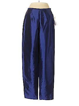 Allison Taylor Silk Pants Size 4