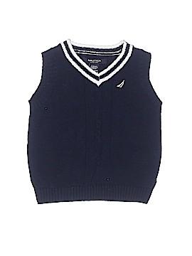 Nautica Sweater Vest Size 12 mo