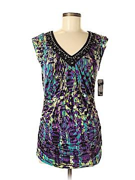 B-Design Short Sleeve Top Size L